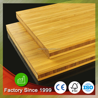 Natural Bamboo Plywood Vertical 18mm 4x8