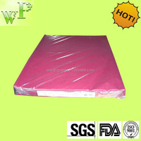 Clothing tissue paper for wrapping
