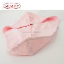 Special customized best choice cotton hair drying towel