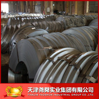 Black annealed Steel Metal Strapping Steel Packing Strip