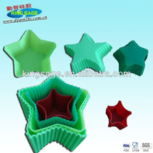 cake decoration silicon forms