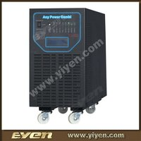 Pure Sine Wave 6000W 40Amp 48v 220v dc to ac solar Power Inverter 6000w with high efficiency MPPT function