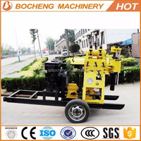 shallow water well drilling equipment/ water well rotary drilling machine/ diamond drilling machine