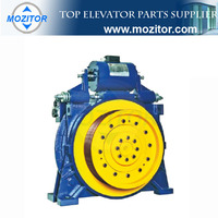 Traction System|Traction Machine MZT-MG-G150|elevator gearless pm machine