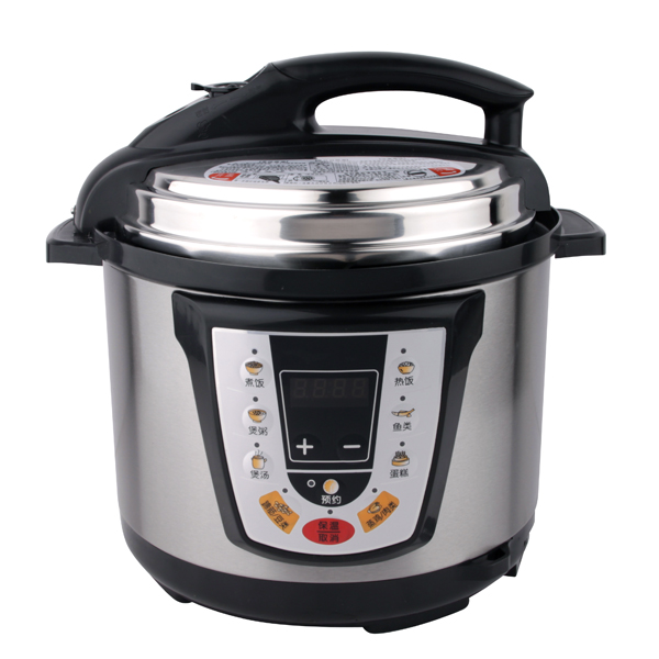 not electric pressure cooker stainless steel inner pot