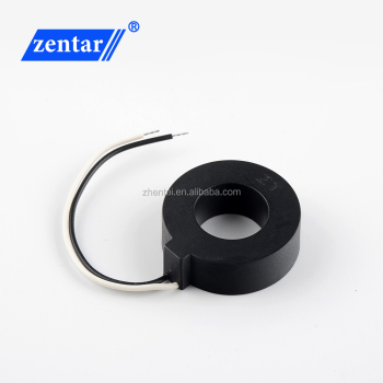 lead wire low voltage current transformer for earth leakage circuit breaker