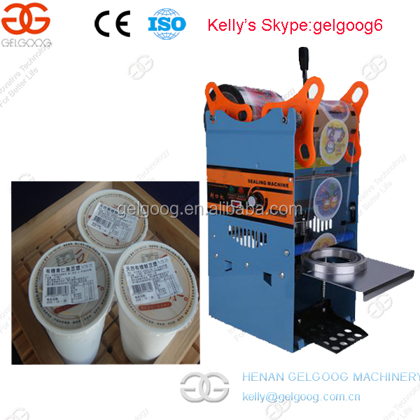 Manual Portable Cup Sealing Machine