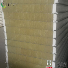 lightweight high density eps foam blocks roofing / Rock woolcomposite panels / m2 price sandwich