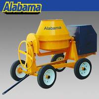 Building construction 1 Yard Concrete Mixer Trailer, concrete mixer for dry mix, concrete - mix -proportion