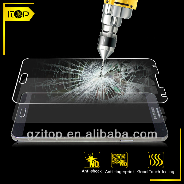 TPU material Anti-shock Explosion-proof screen protector guard for Iphone 5 Mobile Phone