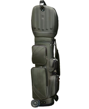 golf trolley bag with wheels