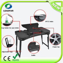 Cheap Sofa Adjustable Laptop Table With Mouse Board For Bed And Couch