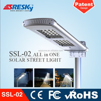Ip65 Outdoor Ce Rohs Professional Led Street Lighting 3 Years Warranty