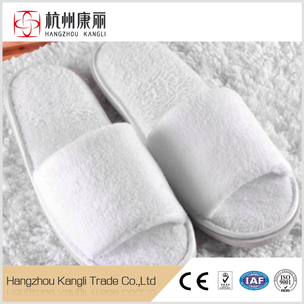 2017 new design disposable paper winter indoor hotel slipper