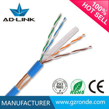 2015 Best Buy High Quality Ftp Cat 6 Cable Network Cable 24AWG Cat5/Cat5e/Cat6/Cat7/ Utp/Ftp/Stp/Sftp