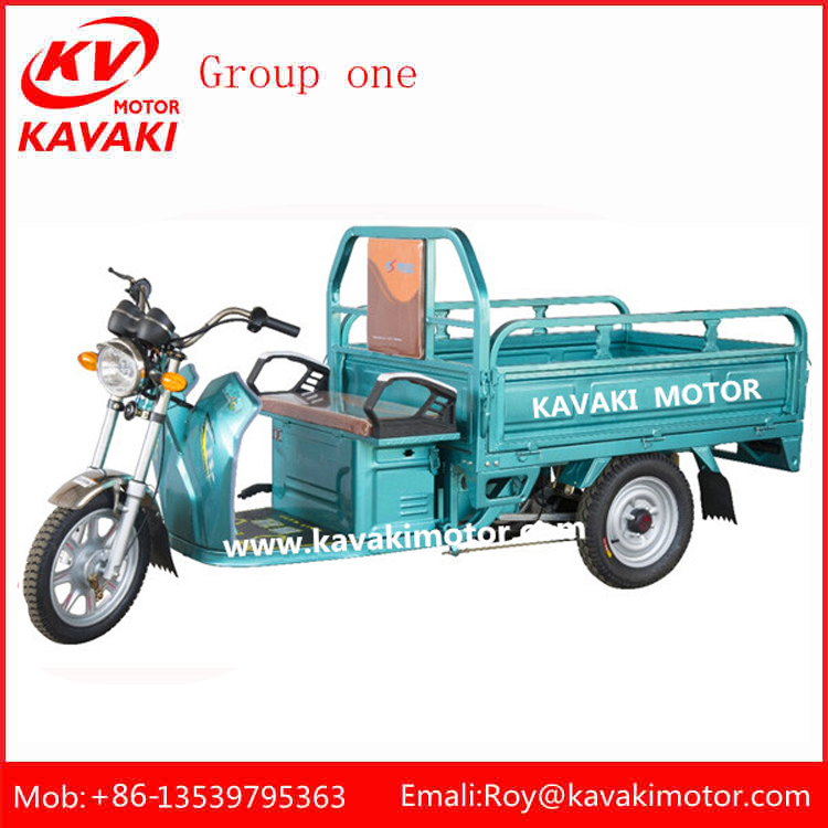 Bottom Price Three Wheel Adults Electric China Tricycle Rickshaw Delivery For Passenger
