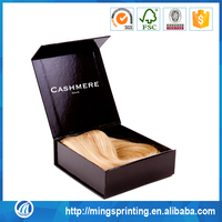 hair packaging box design printing companies