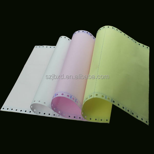 continuous computer paper with best quality and fast delivery