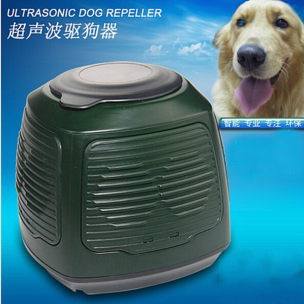 Ultrasonic Big Animal Repeller Ultrasonic Dog Cat Bird Repeller