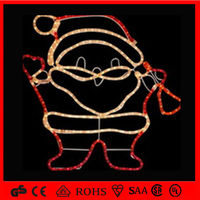 Hot sales 2014 ! Santa Clause Christmas Decoration & christmas plush toys
