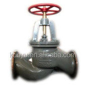 DN250 Cast steel Glove valve