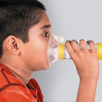 Asthma Spacer For Asthma Treatment Asthma