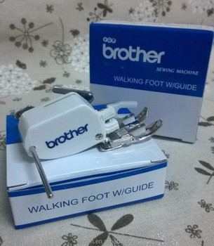 brother open toe walking foot Even Feed foot 7mm SA188 F062 XE1100001 Original