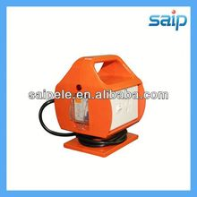 2013 cheap sale portable solar battery powered outlet with high quality