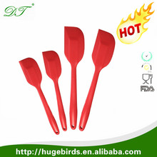 Best selling kitchen Silicone Spatulas/Colorful Silicone Butter Knife