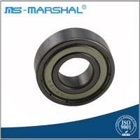 Good quality 6301zz chrome steel metal deep groove ball bearing
