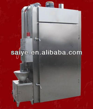 Hot sale automatic sausage smoked oven