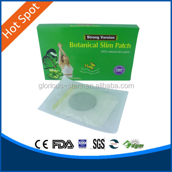 herbal weight loss free fat burning slimming patch Super Fat Burning Bomb no iside effects