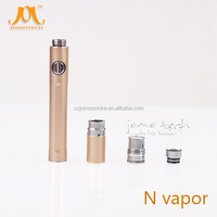 disposable wax vaporizer pen wax vaporizer hookah pen Nvape jomo box mod