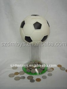OEM clear plastic lpg coin bank/money box manufacturer/factory