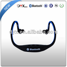Most popular sports wireless blurtooth headphone for mp3 player