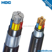UA unarmoured cable XLPE insualtion PVC sheath Copper electrical cable