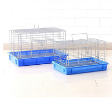 Metal wire cheap indoor rabbit cages for sale