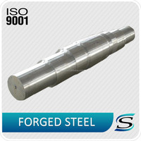 Alloy Steel Power Forged Shaft