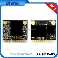 import computer parts from china biwin storage half size msata mini pci-e ssd internal hard drives solid state disk