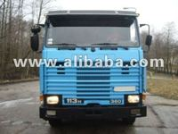SCANIA 113 Mercedes Trucks EXPORT