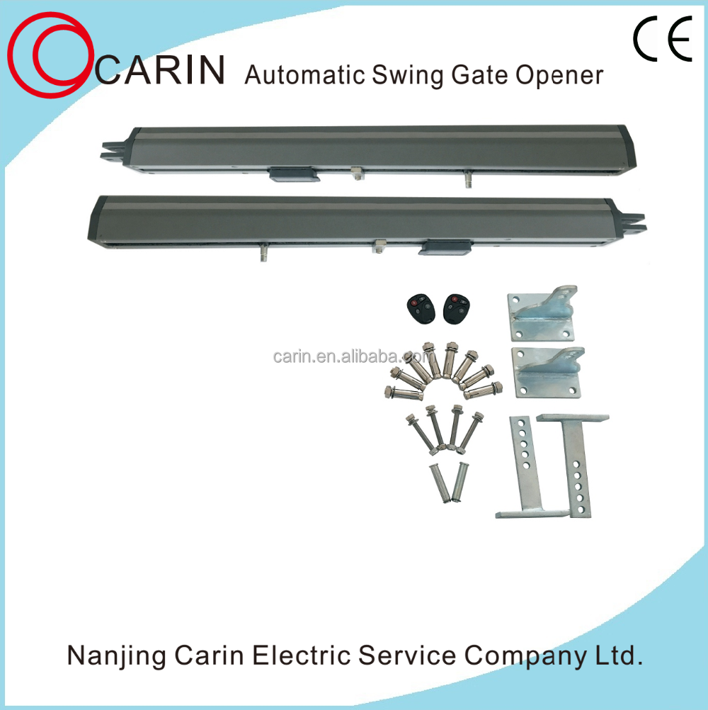 L1-12V-200KGS Automatic Swing gate motor
