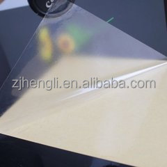 Self Adhesive Transparent PVC Film