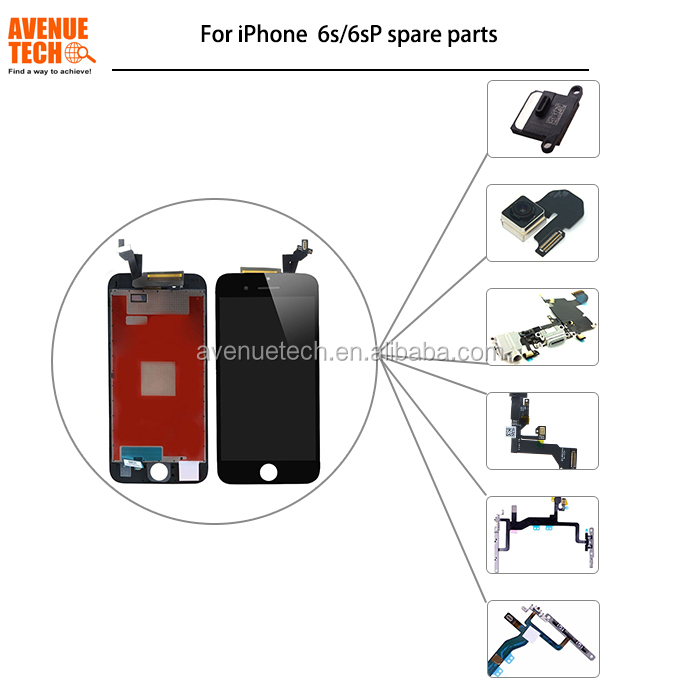 Wholesale for iphone parts China, mobile phone parts for iphone spare parts, for iphone replacement parts