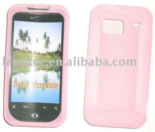 Cell phone Silicone Case for HTC