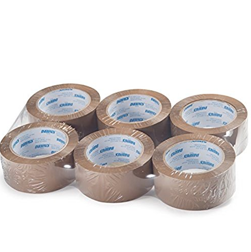 Widely used Water Proof packing tape brown 72mm