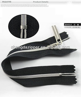 desert boot zippers nylon zipper accessory