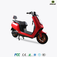 800w OEM strong power lithium battery electric moped sport electric motorcycle