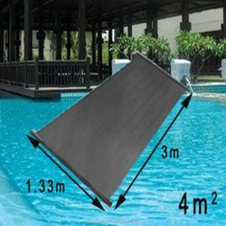 Quality Assured EPDM Solar Pool Collectors For Solar Pool Heating