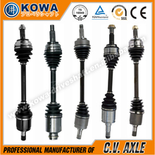 cv joint drive axle assembly