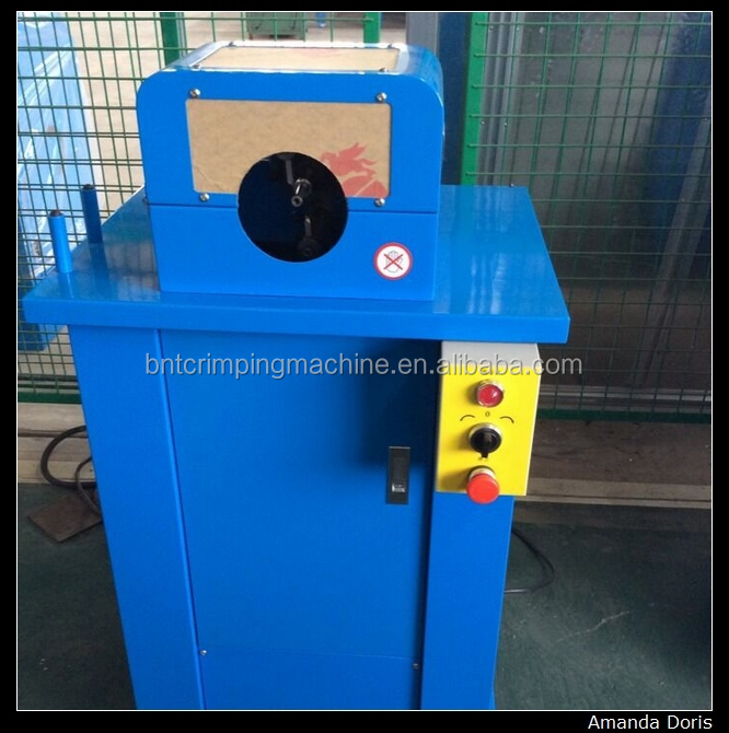 BNT52T rubber hose skiving machine for sale